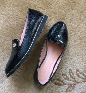 Мокасины-туфли