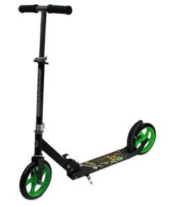 Самокат для детей с большими колёсами