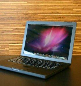 "Apple MacBook 13"" Black A1181"
