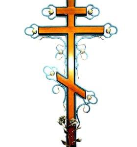 Ритуальные кресты, ограды, гробницы