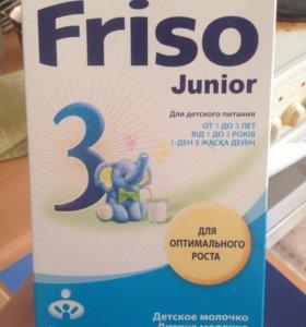Смесь молочная Friso от 1 года. 8 пачек
