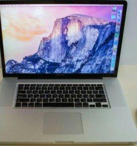 """Apple MacBook Pro 17"""" A1297"""