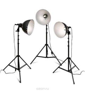 Комплект осветителей Recam Light Kit (Q26K3/220)