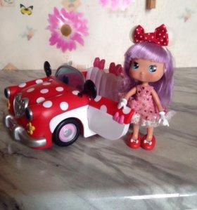 Кукольная машинка