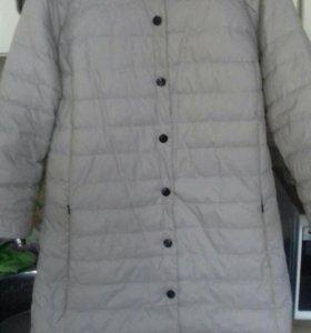 Стильное весеннее пальто 44-48