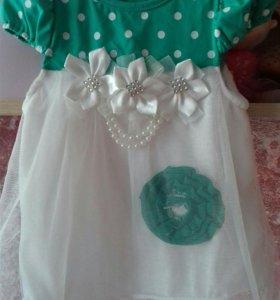 Модное и очень красивое платье для принцессы👑