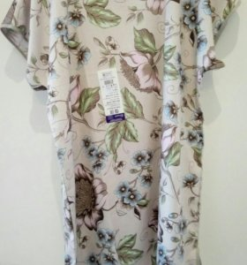 Женская сорочка, сатин
