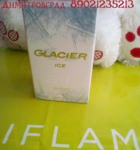 Мужская туалетная вода Glaccier Ice