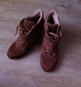 Ботинки, Маранты, Сникерсы