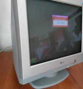 Монитор LG 17-дюймовый