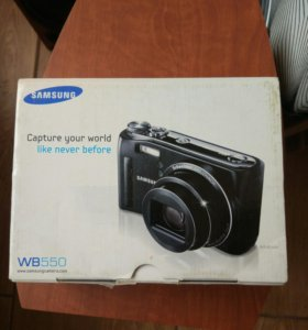Фотоаппарат Samsung wb 550
