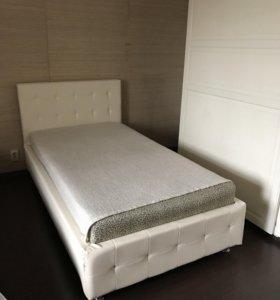 Кровать, диван, односпальная