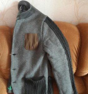 Махровый пиджак