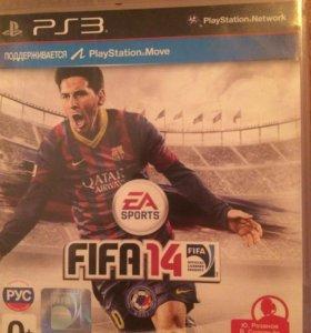 FIFA 14 для PlayStation 3