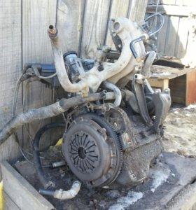 Двигатель от деу нексия