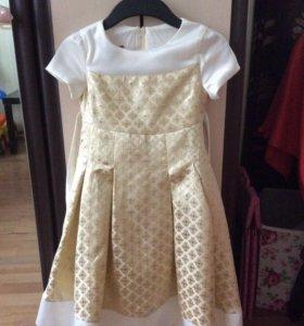 Нарядное платье 122 размер