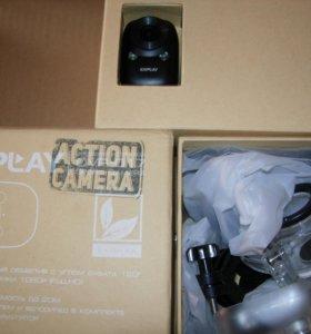 экшн камера (action camera) explay dvr-017 full hd