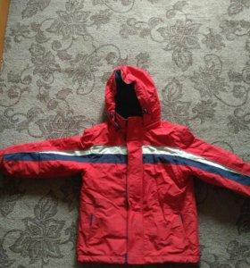 Куртка весенняя 122-128
