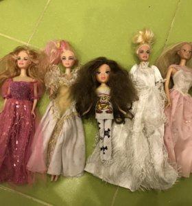 Куклы набор барби