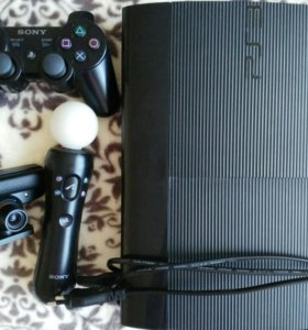 Sony playstation 3 Super slim 500 gb