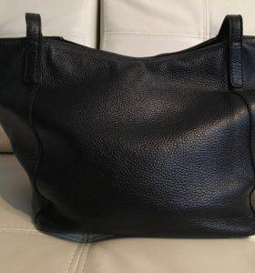 Кожаная сумка Tervolina