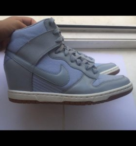 Кроссовки на платформочке Nike