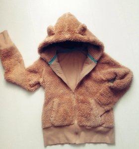 Кофта медведь