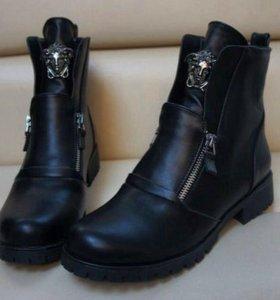Новые ботиночки 38-39