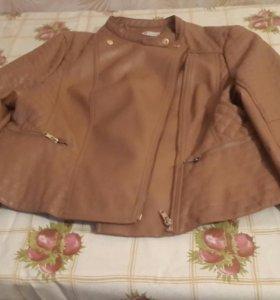 Куртка к/з р52