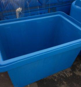 Ванна пищевая для разведения рыбы, раков 400 л