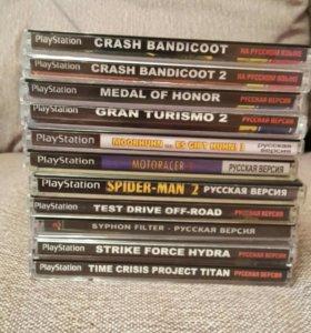 Игры для Playstation 1
