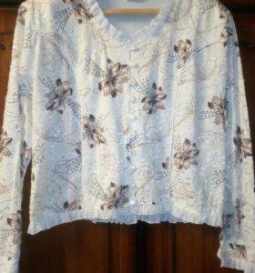 Блузы на 54-56 размер