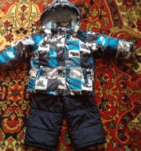 Комплект куртка + полукомбинезон Tokka Traibe.