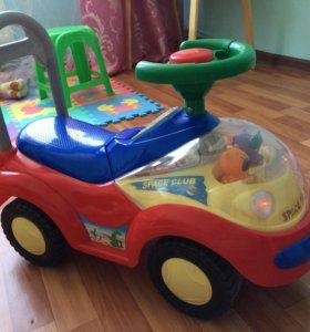 Машинка талкокар