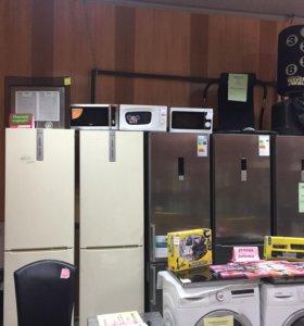 Холодильники стиральные машины