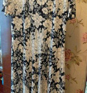 Платье 54-56размер
