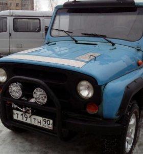 УАЗ 31512-10 2000 г.в