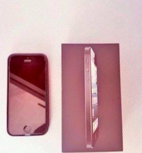 iPhone 5, black, 32 Гбайт