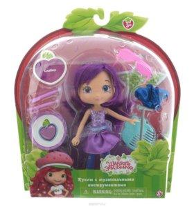 Куклы шарлотка земляничка