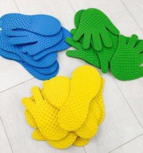 Продам детские игровые массажные коврики