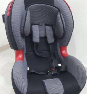 Авто кресло с креплением isofix 9-25кг
