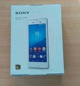 Смартфон Sony Xperia M4 Aqua Dual