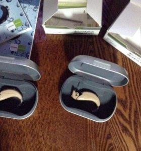 Продаю 2 слуховых аппарата Naida lll UP