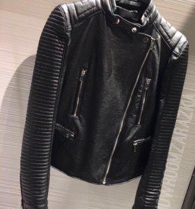 Куртка ЭКО кожа. Новая с ценником!