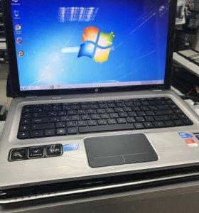 Ноутбук hp dv6 i5 3gb hd5450 320gb гарантия