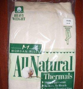 Чистота природы: термобелье (США)