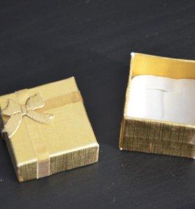 Подарочные коробочки для колечек