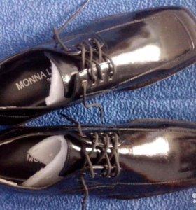 Ботинки (туфли) 38 р-р