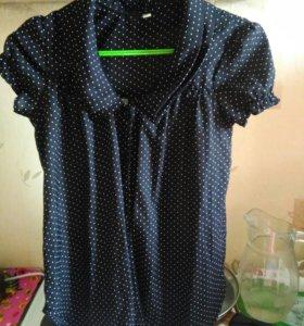 Блузка,один раз одела