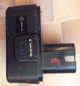 Аккумулятор для электрической дрели (шуруповерт)